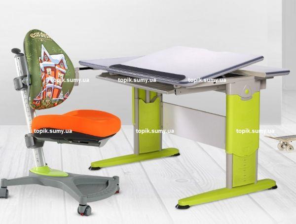Детский стол Mealux Detroit BD-320 Green